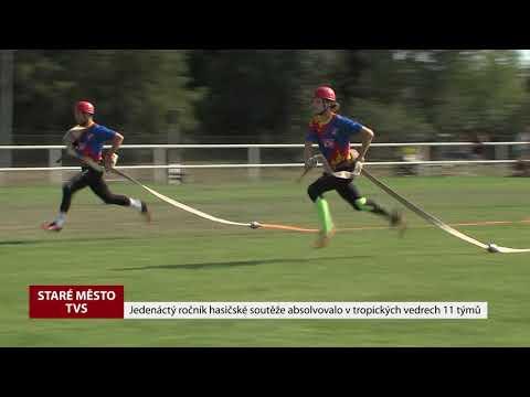 TVS: Staré Město - Hasičská soutěž