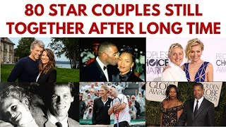 Video 80 Famous couples who have been together for a long time #StillTogether #ValentinesDay MP3, 3GP, MP4, WEBM, AVI, FLV Juni 2019