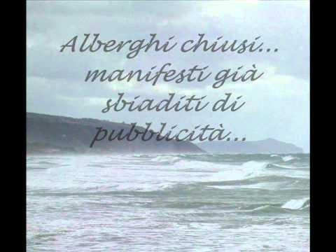 , title : 'Loredana Bertè - Il mare d'inverno (testo)'