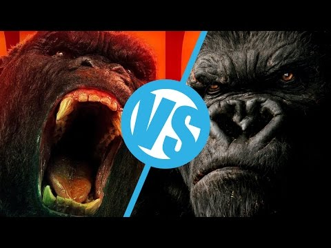 Kong: Skull Island VS King Kong (2005) : Movie Feuds