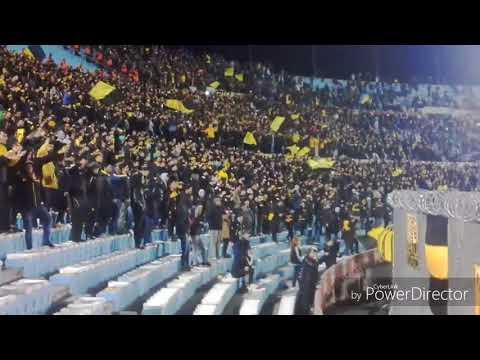 Hinchada De Peñarol vs Naciomal Gallina Vigilante / Clasico Amistoso 2017/ Campeon Del Siglo - Barra Amsterdam - Peñarol