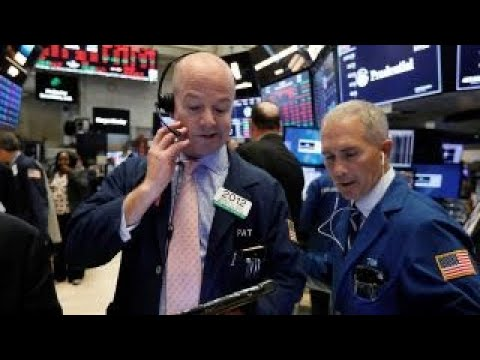 Financial, energy stocks weigh on the US market