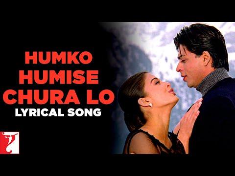 Humko Humise Chura Lo - Song with Lyrics - Mohabbatein 23 October 2014 08 AM