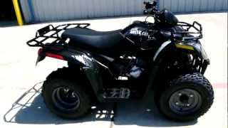 2. Review: 2012 Arctic Cat 150 Youth ATV in Black