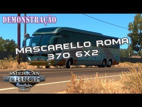 Mascarello Roma 370 6x2 v1.0.0