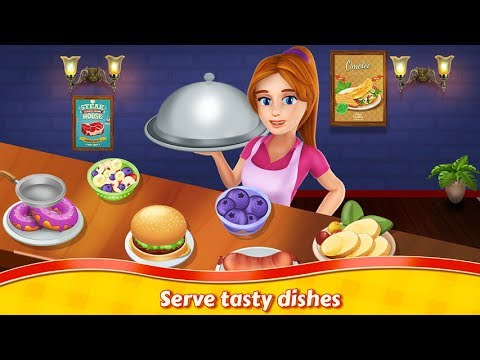 Restaurant Cooking Management - Android Gameplay HD