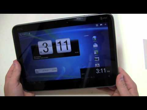 HTC Jetstream Unboxing