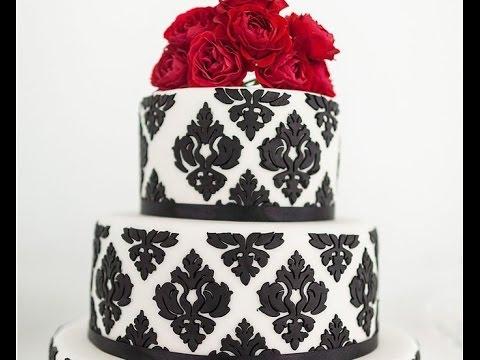 Hochzeitstorten dekorieren. Hochzeitstorten selber dekorieren.