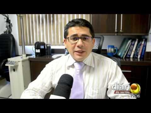CLINOS oftalmologia especializada é referencia em Sousa