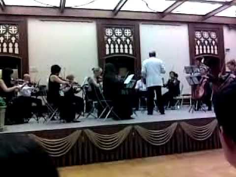 оркестр Московская камерата