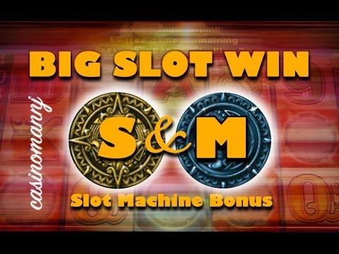 Sun and Moon – **BIG WIN** – Slot Machine Bonus