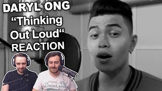 "Video ""Daryl Ong - Thinking Out Loud"" Reaction MP3, 3GP, MP4, WEBM, AVI, FLV Juli 2018"