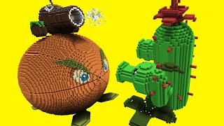 Check out the Land! ►http://bit.ly/PvZLandWelcome to Rfm vs Games. In this episode, Pea shooter, Citron, Coconut Cannon and Cactus.If you liked the video give it a like and subscribe.More PokeGo Land ► http://bit.ly/PvZLandClick Here To Subscribe! ► http://bit.ly/BecomeNeighborWant FREE  App Store gift cards?http://bit.ly/1srlsi9***************************************************************Facebook ► https://www.facebook.com/Rfm767Twitter ► https://twitter.com/Rfm767vsZombies ***************************************************************Thanks for all your support neighbors, rating the video and leaving a Craaazy comment is always appreciated! ---------------------------------------------------------------------------Minecraft vs Pokemon go  GIGA BELLSPROUT VS PEASHOOTER  (PvZ/Pokego Land)Gotta build them all!