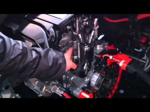 2012 Honda Civic Hybrid powertrain