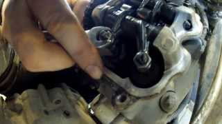 10. Can-Am ATV / SXS Valve Adjustment, How to