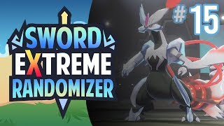 BOSS LEGENDS!! | Pokemon Sword EXTREME Randomizer (Episode 15) by Tyranitar Tube
