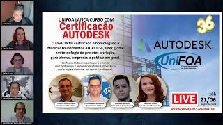 LIVE_UNIFOA AUTODESK_21/06/2021 18H