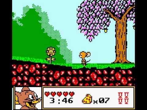 Tom et Jerry Game Boy