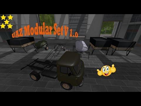 UAZ Modular Set v1.0