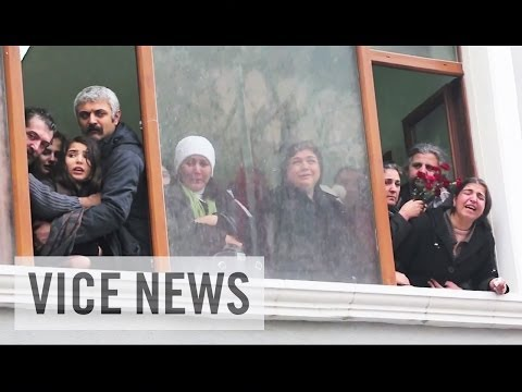 turkiy - Subscribe to VICE News here: http://bit.ly/Subscribe-to-VICE-News On March 11th Berkin Elvin, a 15-year-old Turkish boy died after spending 269 days in a com...