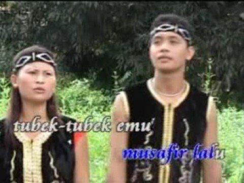 Pantun Mekat Bujang - Lagu Bidayuh Indonesia