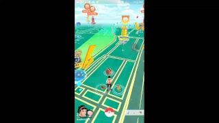 Watch me play Pokémon GO!