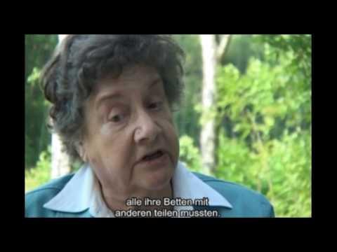 Betty Meyer beschreibt den täglichen Kampf des Überlebens im Konzentrationslager Bergen-Belsen