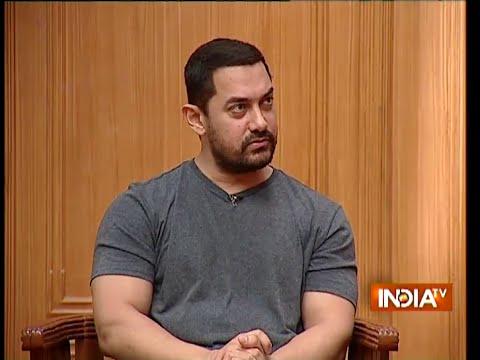 Aamir Khan in Aap Ki Adalat (Full Interivew)