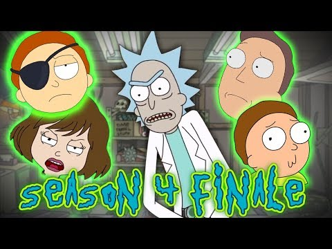 RICK'S LAST STAND! Rick & Morty Season 4 Finale Episode 10  Promo Breakdown
