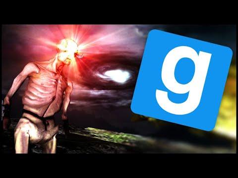TRANSFORMÉ EN STALKER ! #1 - Garry's Mod Combine RP (видео)