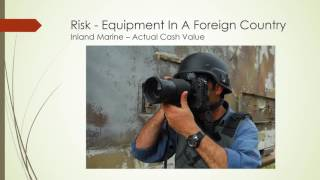 Video Presentation Now Available - Understanding Professional Photographers Insurance