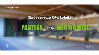 [GLF] Pantera vs Nbit Gliwice (10 kolejka) - skrót