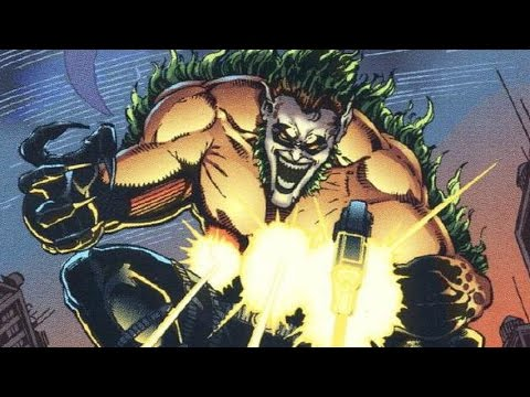 origins - He's the deadly combination of two of the most dastardly villains in all comic-dom. Join http://www.WatchMojo.com and today we will explore the comic book origins of Hyena. Check us out at...