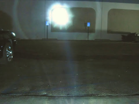 HID 35W monster Spotlight by Chicago Electric Power Tools
