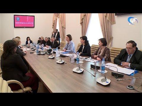 Кандидаты на должность министра образования области встретились с конкурсной комиссией правительства