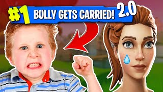 Video The 6 YEAR OLD Fortnite BULLY - Battle Royale (LOUD) MP3, 3GP, MP4, WEBM, AVI, FLV Maret 2018