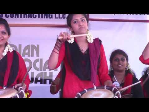 SINGARI MELAM @ INDIAN ASSOCIATON,SHARJAH
