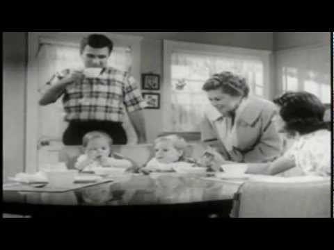Banned Folgers Baby Commercial