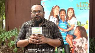 Guru Ramesh Speaks at Enna Satham Intha Neram Press Meet