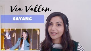 Video Via Vallen- Sayang (Indonesian Choice Awards)-- Reaction Video! MP3, 3GP, MP4, WEBM, AVI, FLV Agustus 2018
