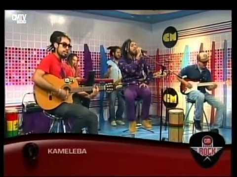 Kameleba video Verdes cristales - Acústico CM Rock 2013