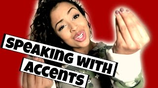 Video IM FROM THE WORLD! SPEAKING WITH ACCENTS | Lizzza MP3, 3GP, MP4, WEBM, AVI, FLV Januari 2019
