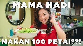 Video MAMA HADI MAKAN 100 BUTIR PETAI?!? - MAMA HADI CHALLENGE #1 MP3, 3GP, MP4, WEBM, AVI, FLV Maret 2019