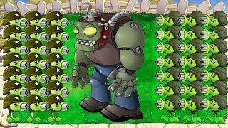 Video Gatling Pea vs Snow Pea vs Dr. Zomboss Plants vs Zombies MP3, 3GP, MP4, WEBM, AVI, FLV Juni 2019