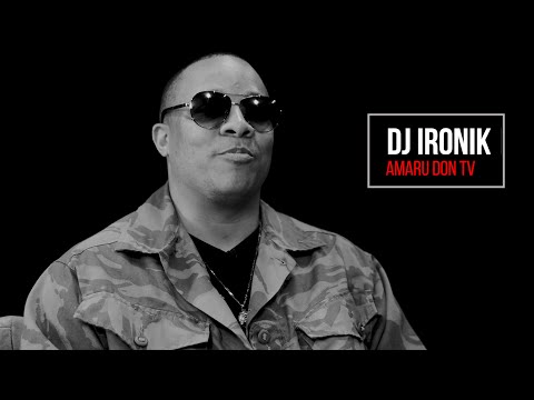 "DJ Ironik Introspection: ""The Cycle"" Interview 