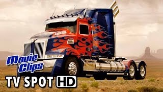 Transformers 4: Age of Extinction - TV Spot #1 (2014) HD