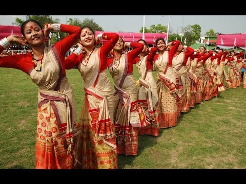 Video Magh Bihu celebration in Assam | The Best of India download in MP3, 3GP, MP4, WEBM, AVI, FLV January 2017