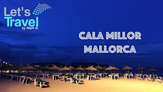 Cala Millor Spain  city images : Cala Millor - Mallorca 2015 (Spain/Spanien) | Let's Travel
