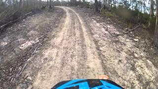 Glenorchy (TAS) Australia  city images : KTM 380 EXC 2002 Hill Climb Glenorchy Tasmania Go Pro HD 2 SX 530 2 Stroke