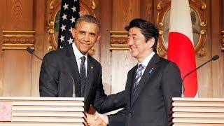 Abe Rolls Out Sushi Diplomacy (LinkAsia: 4/25/14)